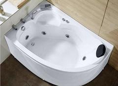 扇形浴缸好用吗 扇形浴缸最小尺寸