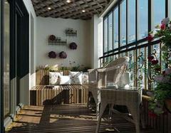 阳台怎么装修实用 阳台的装修设计注意事项