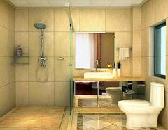 卫生间用玻璃做墙好吗 卫生间做玻璃隔断注意事项
