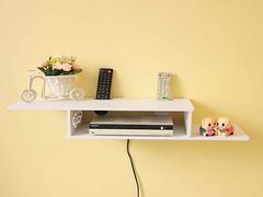 室内墙上置物架怎么安装?安装过程要注意什么