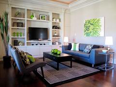 客厅电视怎么挑?多少寸的电视适合多大的客厅?