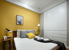 卧室小怎么装修好看 真实3平米小卧室装修图