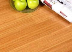 竹木地板好不好 品牌有哪些呢