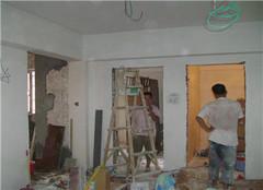 旧房墙面翻新有哪些步骤 要注意哪些方面呢
