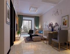 全包90平装修多少钱 3万两室一厅全包装修预算