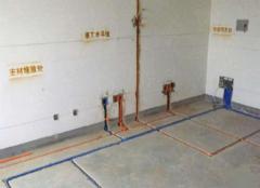 100平方装修水电多少钱 100平方装修水电清单