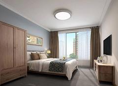 3万元打造现代简约风卧室 10平米卧室装修效果图