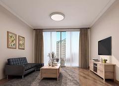 2万元简装70平米房子 小户型如何放大空间