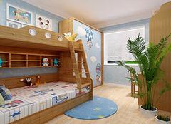 10平小户型儿童房如何装修 10平儿童房装修效果图