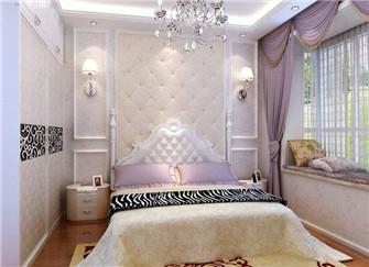 简欧风格卧室的要点有哪些?简欧风格卧室效果图