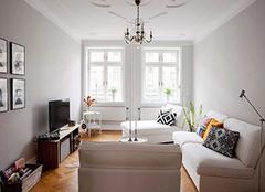 60平米两室一厅简装图 小户型60平米装修技巧