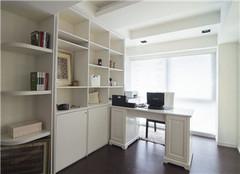 大户型书房装修设计技巧 需要多少钱呢?