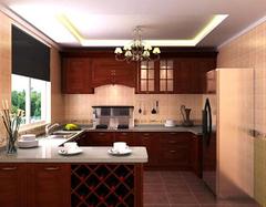开放式厨房如何设计 开放式厨房装修风格哪种合适