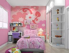 10平儿童房装修效果图 儿童房装修注意事项