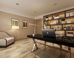 10平米书房装修效果图 书房装修设计要点