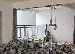 2018墙体拆除施工方案 拆墙、砌墙和铲墙皮要点介绍