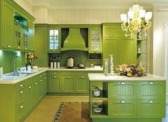 厨房墙砖什么颜色好 适合厨房里的墙砖颜色