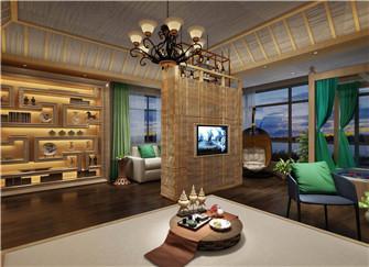 东南亚风格的特点与要素 东南亚风格装修注意事项
