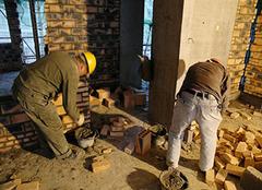 泥瓦工施工流程介绍 泥瓦工工费一般怎么收费?