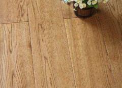 橡木地板的优缺点有哪些 价格是多少呢