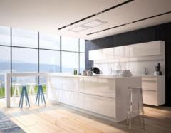 敞开式厨房好不好 开放式厨房布局与设计