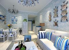 小户型地中海式装修风格 地中海风格设计说明
