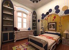 儿童房装修重点教学 跟设计师学习装修