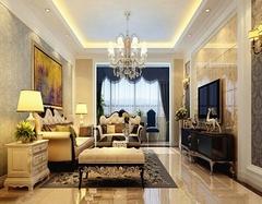 110平米房子装修要多少钱  5-7万元110平装修案例