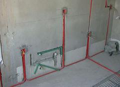 水电改造详细标价表 装修改水改电注意事项