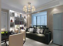 70平米的房子装修预算 两室一厅现代简约风格