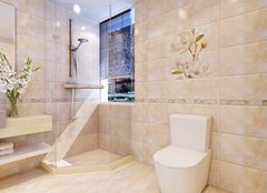 卫生间瓷砖用什么颜色 暖色调、深色系你更偏爱哪一款?