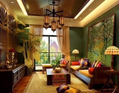 什么是东南亚风格 东南亚风格特点及元素