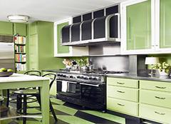 橱柜什么颜色好看 厨柜用什么颜色好风水