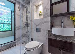 卫生间怎么装修省钱 4平米卫生间装修效果图