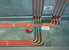 2018水电安装定额清包价格 水电工预埋图纸怎么看