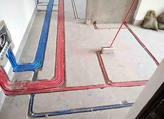 100平房子改水电多少钱 水电装修注意事项