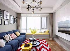 客厅窗帘选什么颜色好 客厅窗帘怎么搭配比较好看
