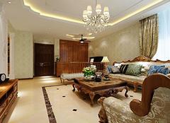 2018简欧风格客厅设计 简欧风格客厅装修效果图
