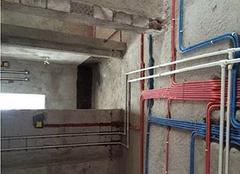 120平米装修水电报价 家装水电安装知识大全