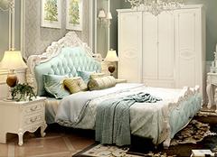 婚床买什么样的好看 新婚双人床图片及价格