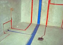 水电装修全包多少钱一平方 水电安装走顶还是走地