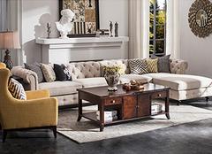 2018客厅布艺沙发图片及价格 比较好的布艺沙发推荐
