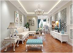 80平两室两厅半包装修报价 80平小户型装修预算清单