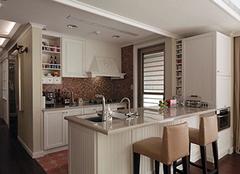 开放式厨房如何解决油烟问题 开放式厨房装修设计