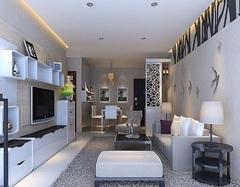 70平方装修费用多少 70平方的房子装修案例