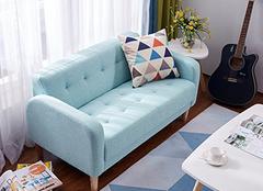 出租房经济型布艺沙发 小户型布艺沙发图片及价格