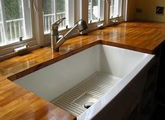 厨房橱柜台面用什么材料好 厨房橱柜台面颜色搭配