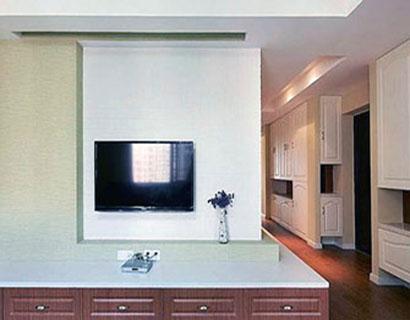 电视背景墙怎么装好看 软装设计的五个知识