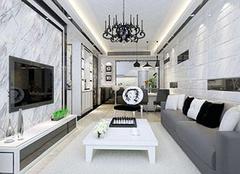 简单装修80平米多少钱 80平米两室一厅简装图