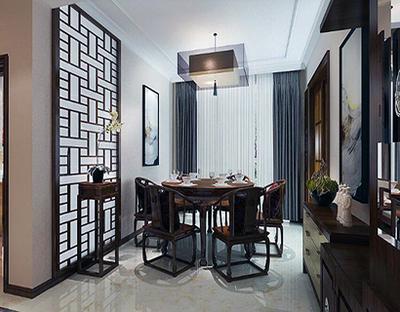 新中式风格的装修的特点 不容错过的家装风格